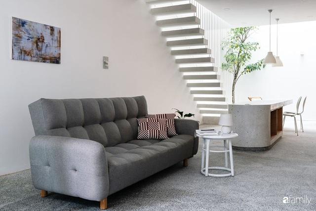 Ngôi nhà 61m² có khoảng sân trong ngập tràn ánh sáng ở quận Thủ Đức, TP. HCM - Ảnh 8.