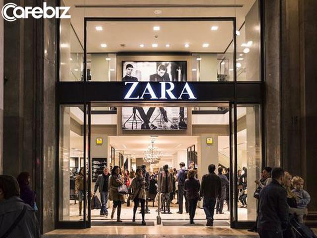 Chiến lược tăng trưởng thần tốc của Zara: Robot xâm chiếm quy trình sản xuất, tạo ra sản phẩm thô và gia công ngay tại nơi bán - Ảnh 1.