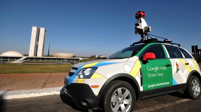 Góc tri ân: Google Maps đã ghi được 16 triệu km Street View và 98% diện tích có người sống trên Trái Đất - Ảnh 1.