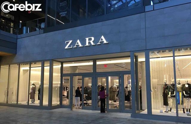 Chiến lược tăng trưởng thần tốc của Zara: Robot xâm chiếm quy trình sản xuất, tạo ra sản phẩm thô và gia công ngay tại nơi bán - Ảnh 2.