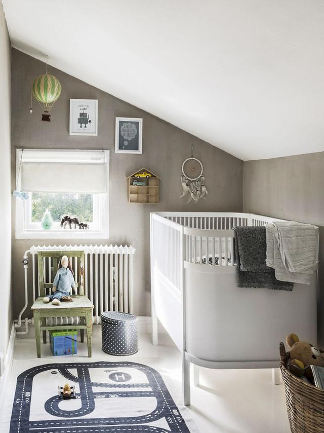 Ngôi nhà mơ ước nơi miền quê ở Thụy Điển: Sống ở đây bảo sao người ta luôn viên mãn - Ảnh 12.