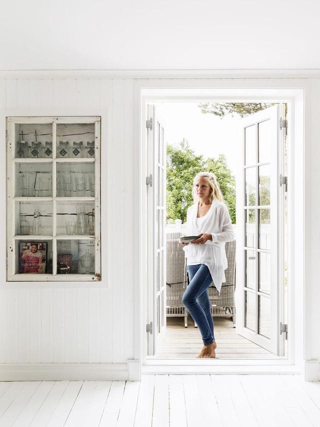 Ngôi nhà mơ ước nơi miền quê ở Thụy Điển: Sống ở đây bảo sao người ta luôn viên mãn - Ảnh 7.