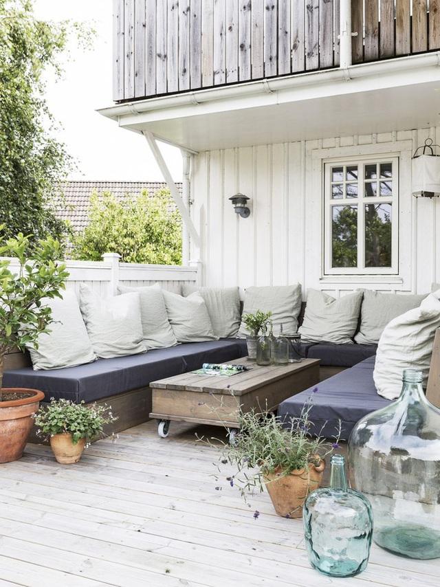 Ngôi nhà mơ ước nơi miền quê ở Thụy Điển: Sống ở đây bảo sao người ta luôn viên mãn - Ảnh 8.