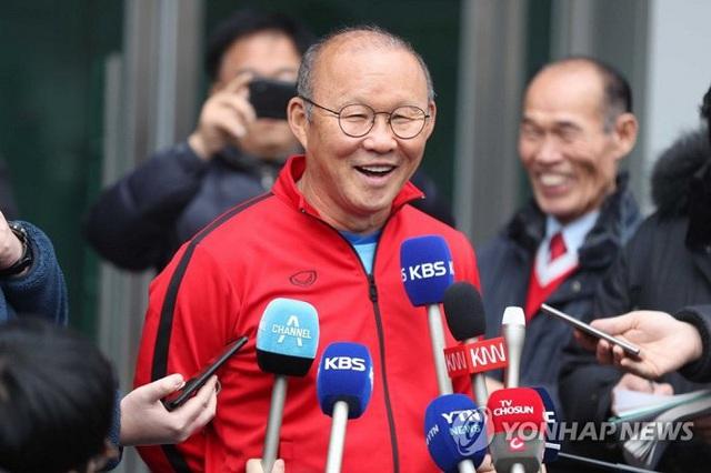 HLV Park Hang Seo: Sẽ kết thúc sự nghiệp bóng đá ở Việt Nam - Ảnh 1.