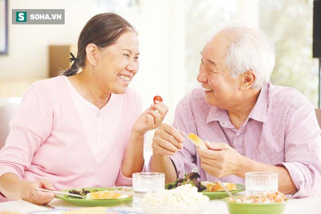 8 tiêu chuẩn của một người khỏe mạnh, trường thọ: Hãy xem bạn cần phải phấn đấu thế nào? - Ảnh 1.