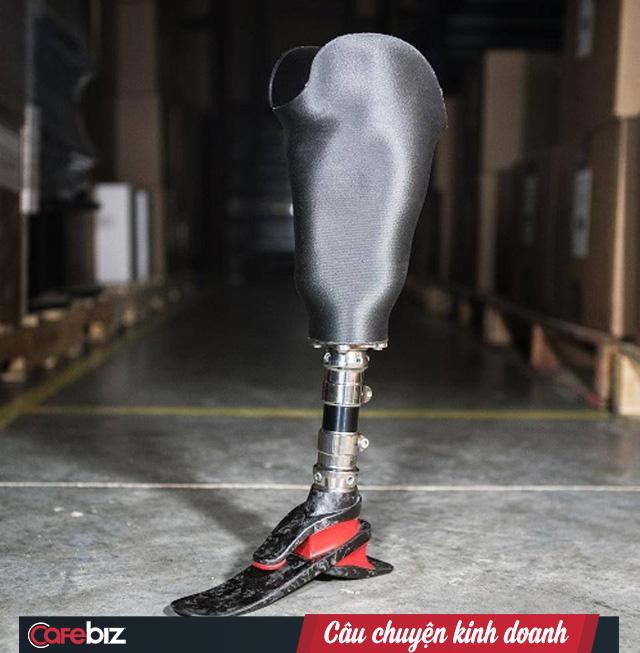 Startup ứng dụng công nghệ in 3D sản xuất chi giả cho người khuyết tật, gọi vốn được hơn 22 triệu USD, quy mô thị trường lên tới gần 3 tỷ USD - Ảnh 1.