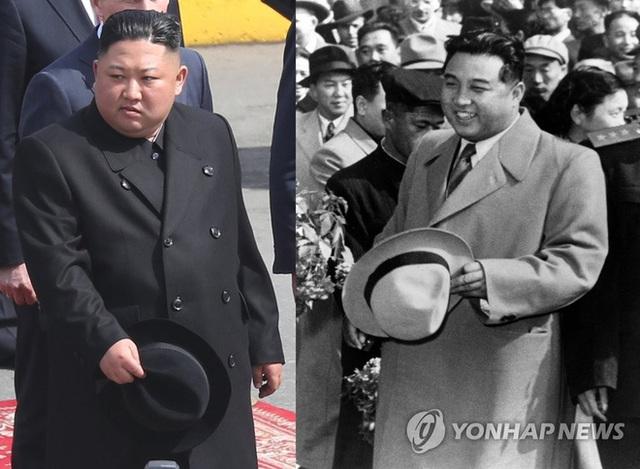 Vì sao ông Kim Jong Un theo đuổi phong cách thời trang mới, không còn mô phỏng theo ông nội? - Ảnh 1.