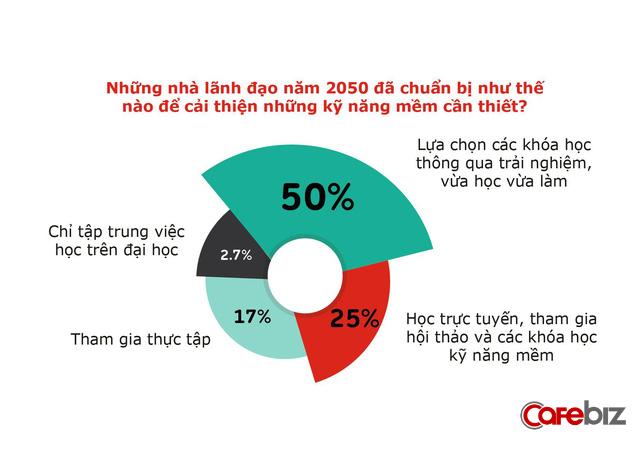 Để trở thành CEO năm 2050, thế hệ Gen Z Việt Nam đang chuẩn bị những tố chất, kỹ năng gì?  - Ảnh 1.