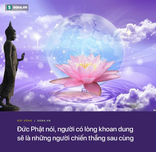 Đức Phật nói có 1 kiểu người mạnh nhất, luôn là người chiến thắng sau cùng - Ảnh 2.