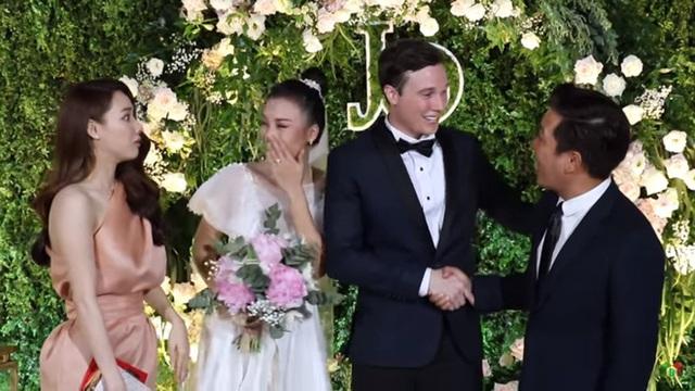 Nhã Phương giật mình trước câu nói của Trường Giang với chồng MC Hoàng Oanh - Ảnh 2.