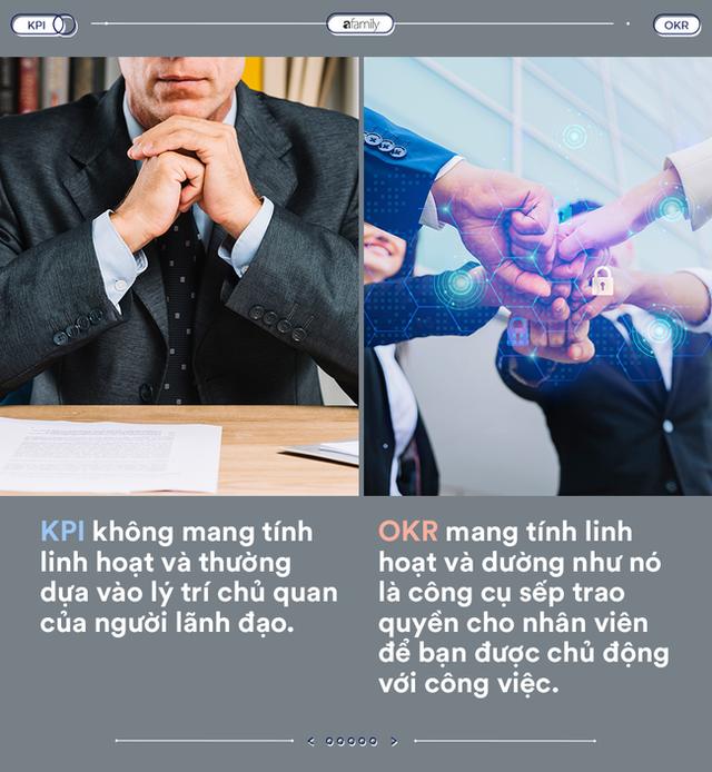 Thế nào là KPI, OKR? Giải thích đơn giản 2 thuật ngữ mà sếp rất thích nhưng lại là nỗi kinh hoàng của dân công sở - Ảnh 5.