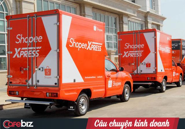 Vì sao ShopeeExpress giao hàng 4h, TikiNow giao 2h, còn Grab đi với Sendo thì giao 3h nhưng kết hợp Shopee lại có thể giao trong 1h? - Ảnh 2.