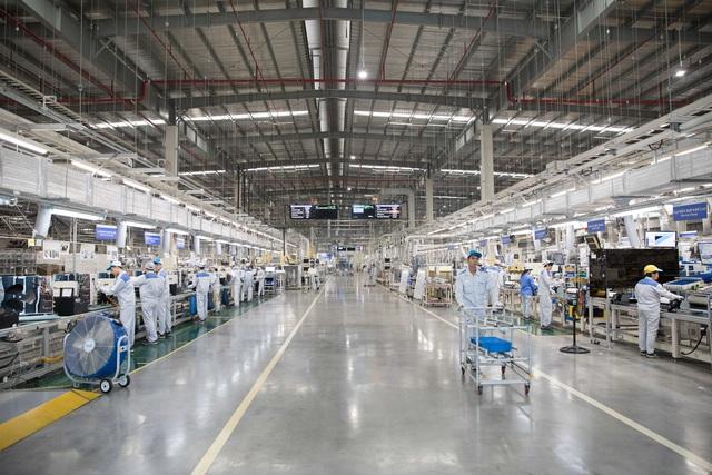Khám phá nhà máy Daikin trị giá 72 triệu USD thông minh nhất thế giới: 25 giây sản xuất 1 máy lạnh, quản lý bằng công nghệ IoT, chuyên chở linh kiện bằng xe tự hành… - Ảnh 10.