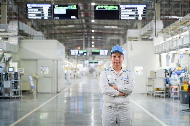 Khám phá nhà máy Daikin trị giá 72 triệu USD thông minh nhất thế giới: 25 giây sản xuất 1 máy lạnh, quản lý bằng công nghệ IoT, chuyên chở linh kiện bằng xe tự hành… - Ảnh 3.