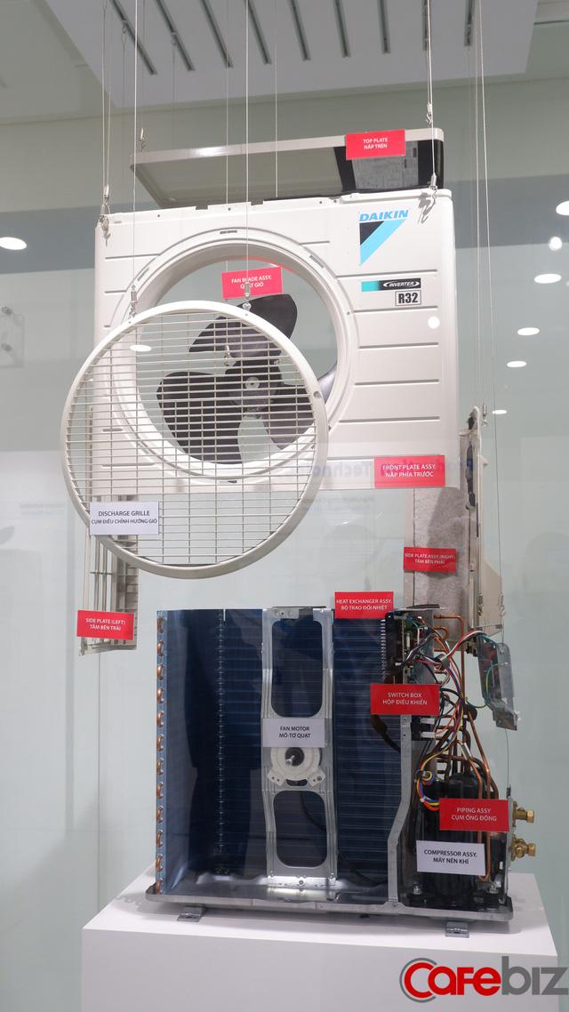 Khám phá nhà máy Daikin trị giá 72 triệu USD thông minh nhất thế giới: 25 giây sản xuất 1 máy lạnh, quản lý bằng công nghệ IoT, chuyên chở linh kiện bằng xe tự hành… - Ảnh 2.