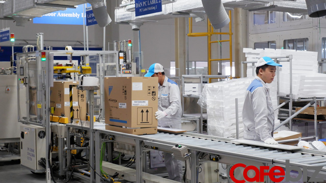 Khám phá nhà máy Daikin trị giá 72 triệu USD thông minh nhất thế giới: 25 giây sản xuất 1 máy lạnh, quản lý bằng công nghệ IoT, chuyên chở linh kiện bằng xe tự hành… - Ảnh 5.