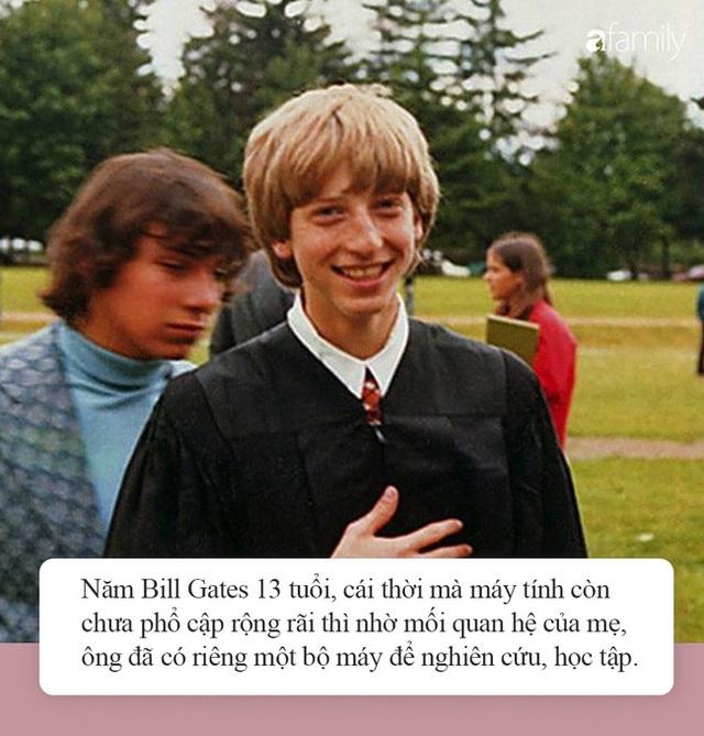 Đừng bỏ học giống Bill Gates mà vẫn mong trở thành tỷ phú nếu bạn không có bố mẹ khủng như thế này - Ảnh 3.