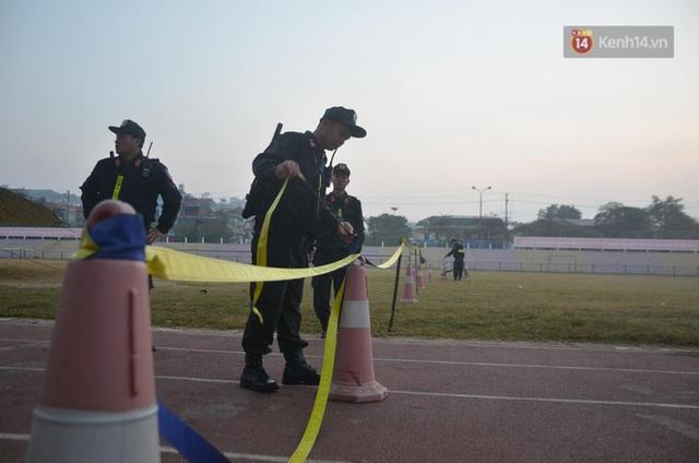 Xét xử thảm án nữ sinh giao gà: Bùi Thị Kim Thu run lẩy bẩy đứng trước vành móng ngựa, liên tục kêu oan - Ảnh 3.