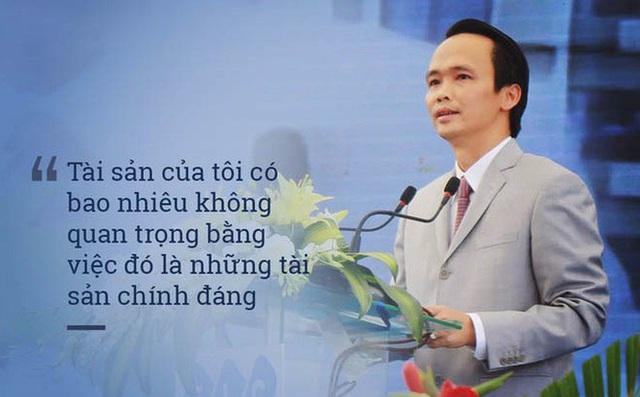 Một năm buồn của đại gia Trịnh Văn Quyết - Ảnh 1.