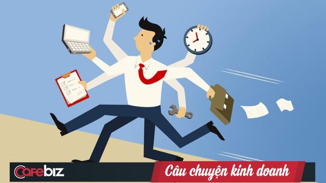 Bạn là người làm việc năng suất hay chỉ là người bận rộn? - Ảnh 1.
