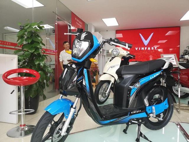 VinFast Klara S chốt giá từ gần 40 triệu đồng, bộ đôi Impes và Ludo giảm giá sốc gần một nửa - Ảnh 4.