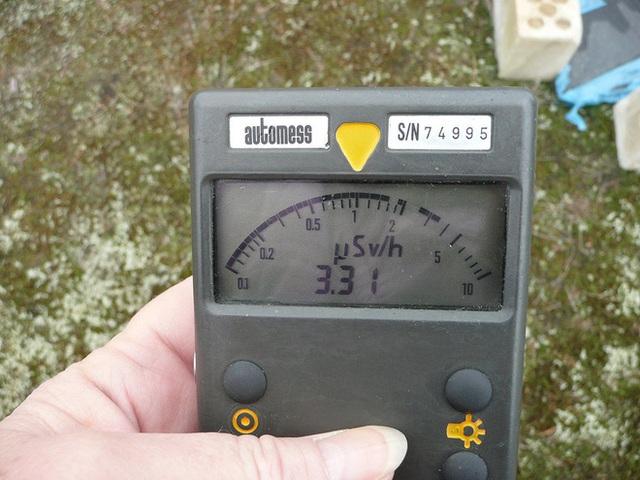 Người nghệ sĩ bắt phóng xạ ở Chernobyl hiện nguyên hình - Ảnh 6.