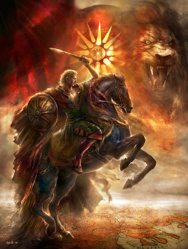 Hai người thầy vĩ đại khiến Alexander Đại đế mang ơn cả đời là ai? - Ảnh 1.