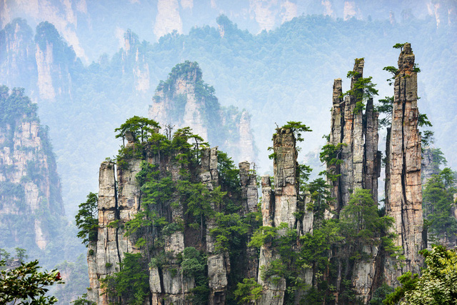 Những địa điểm siêu ngoạn mục trên thế giới khiến bạn choáng ngợp, ngỡ như đang lạc vào một hành tinh khác - Ảnh 4.