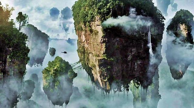 Những địa điểm siêu ngoạn mục trên thế giới khiến bạn choáng ngợp, ngỡ như đang lạc vào một hành tinh khác - Ảnh 5.