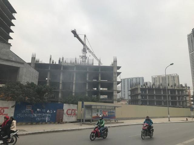 Bên trong Usilk City, khu căn hộ bỏ hoang khủng nhất Hà Nội - Ảnh 5.
