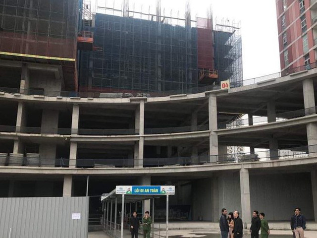 Bên trong Usilk City, khu căn hộ bỏ hoang khủng nhất Hà Nội - Ảnh 6.
