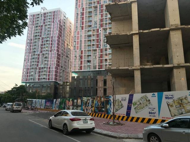 Bên trong Usilk City, khu căn hộ bỏ hoang khủng nhất Hà Nội - Ảnh 7.