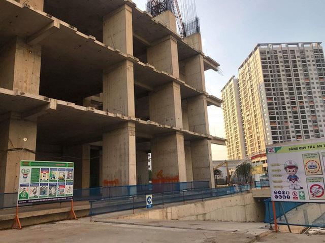 Bên trong Usilk City, khu căn hộ bỏ hoang khủng nhất Hà Nội - Ảnh 9.