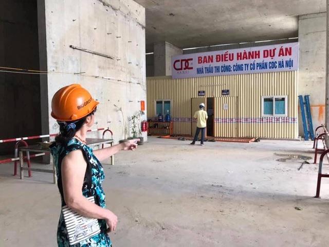 Bên trong Usilk City, khu căn hộ bỏ hoang khủng nhất Hà Nội - Ảnh 10.