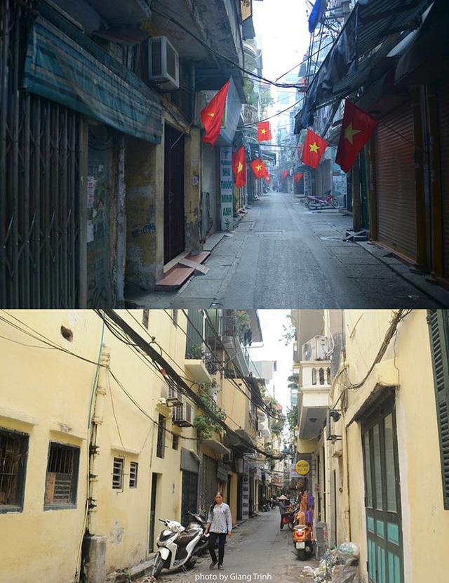 Chùm ảnh: Sự đổi thay ngỡ ngàng của những con phố cổ xưa trong lòng Hà Nội suốt 1 thập kỷ, nhìn lại ai cũng thấy mênh mang - Ảnh 11.