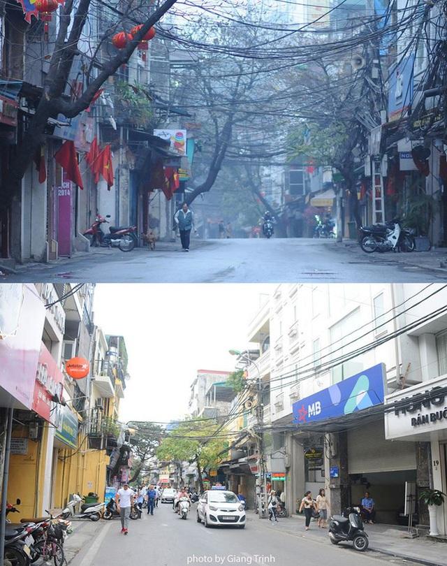 Chùm ảnh: Sự đổi thay ngỡ ngàng của những con phố cổ xưa trong lòng Hà Nội suốt 1 thập kỷ, nhìn lại ai cũng thấy mênh mang - Ảnh 12.