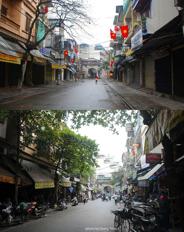 Chùm ảnh: Sự đổi thay ngỡ ngàng của những con phố cổ xưa trong lòng Hà Nội suốt 1 thập kỷ, nhìn lại ai cũng thấy mênh mang - Ảnh 13.