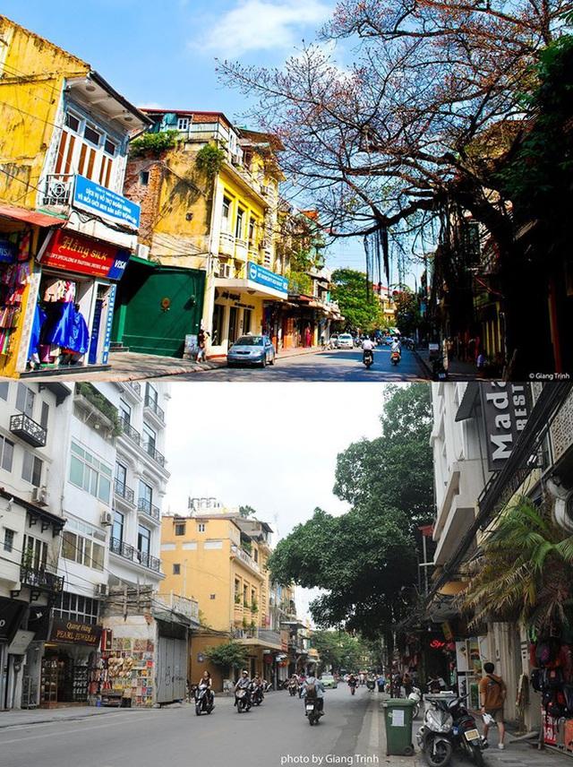 Chùm ảnh: Sự đổi thay ngỡ ngàng của những con phố cổ xưa trong lòng Hà Nội suốt 1 thập kỷ, nhìn lại ai cũng thấy mênh mang - Ảnh 14.