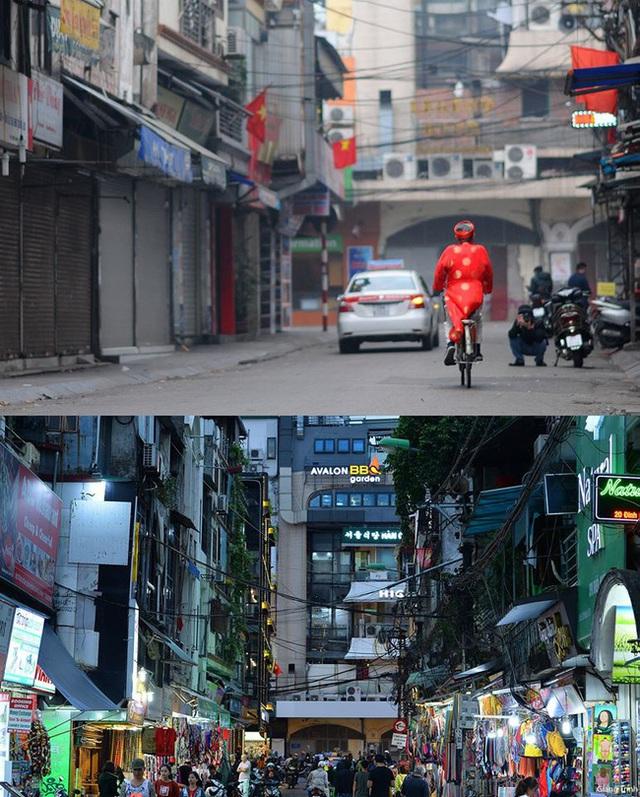 Chùm ảnh: Sự đổi thay ngỡ ngàng của những con phố cổ xưa trong lòng Hà Nội suốt 1 thập kỷ, nhìn lại ai cũng thấy mênh mang - Ảnh 15.
