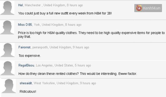 H&M Thụy Điển mở dịch vụ cho thuê quần áo với giá 850.000 VNĐ/tuần, dân tình la oai oái chê đắt - Ảnh 3.
