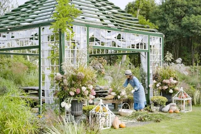 Cặp vợ chồng trẻ dành 5 năm để biến khu đất hoang rộng 6000m² thành khu vườn thiên đường của cỏ cây, hoa lá - Ảnh 5.