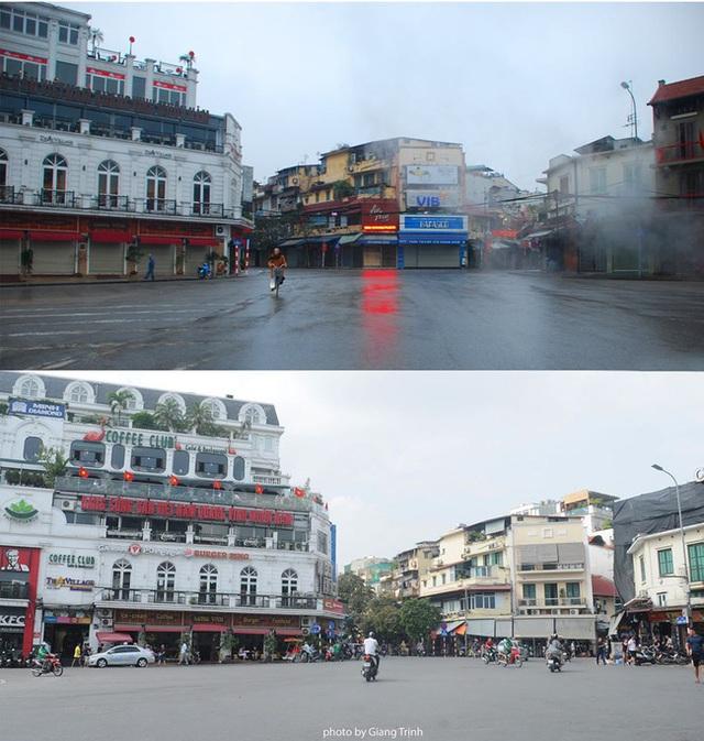 Chùm ảnh: Sự đổi thay ngỡ ngàng của những con phố cổ xưa trong lòng Hà Nội suốt 1 thập kỷ, nhìn lại ai cũng thấy mênh mang - Ảnh 7.