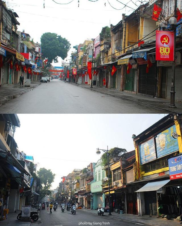 Chùm ảnh: Sự đổi thay ngỡ ngàng của những con phố cổ xưa trong lòng Hà Nội suốt 1 thập kỷ, nhìn lại ai cũng thấy mênh mang - Ảnh 9.
