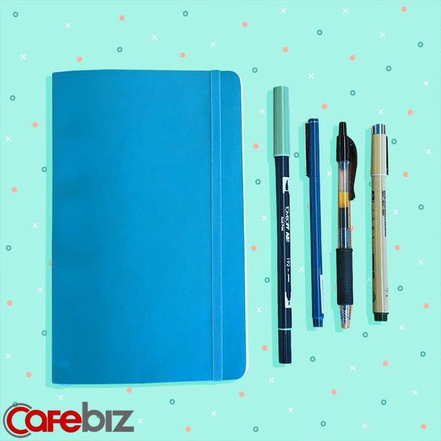 Nếu đang cần sắp xếp kế hoạch cho năm 2020, phương pháp bullet journal sẽ cực kỳ hữu ích dành cho bạn! - Ảnh 1.