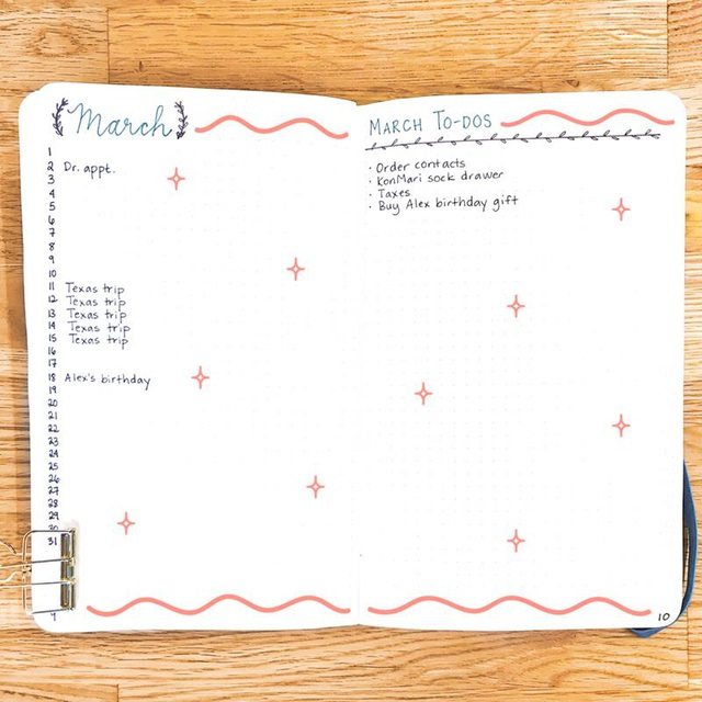 Nếu đang cần sắp xếp kế hoạch cho năm 2020, phương pháp bullet journal sẽ cực kỳ hữu ích dành cho bạn! - Ảnh 12.