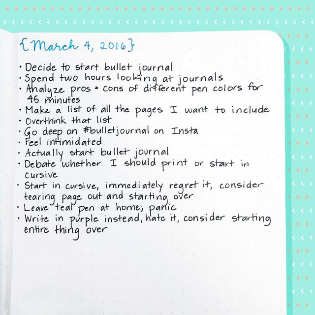 Nếu đang cần sắp xếp kế hoạch cho năm 2020, phương pháp bullet journal sẽ cực kỳ hữu ích dành cho bạn! - Ảnh 15.