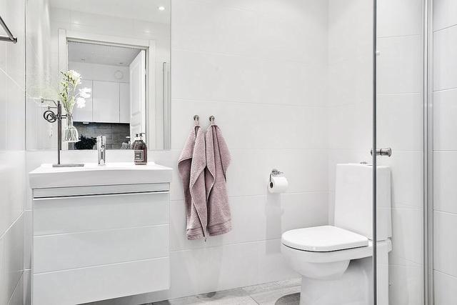 Căn hộ 39m² cực sang chảnh mặc cho diện tích bé tí tẹo nhờ sử dụng chất liệu nhung cho đồ nội thất - Ảnh 15.