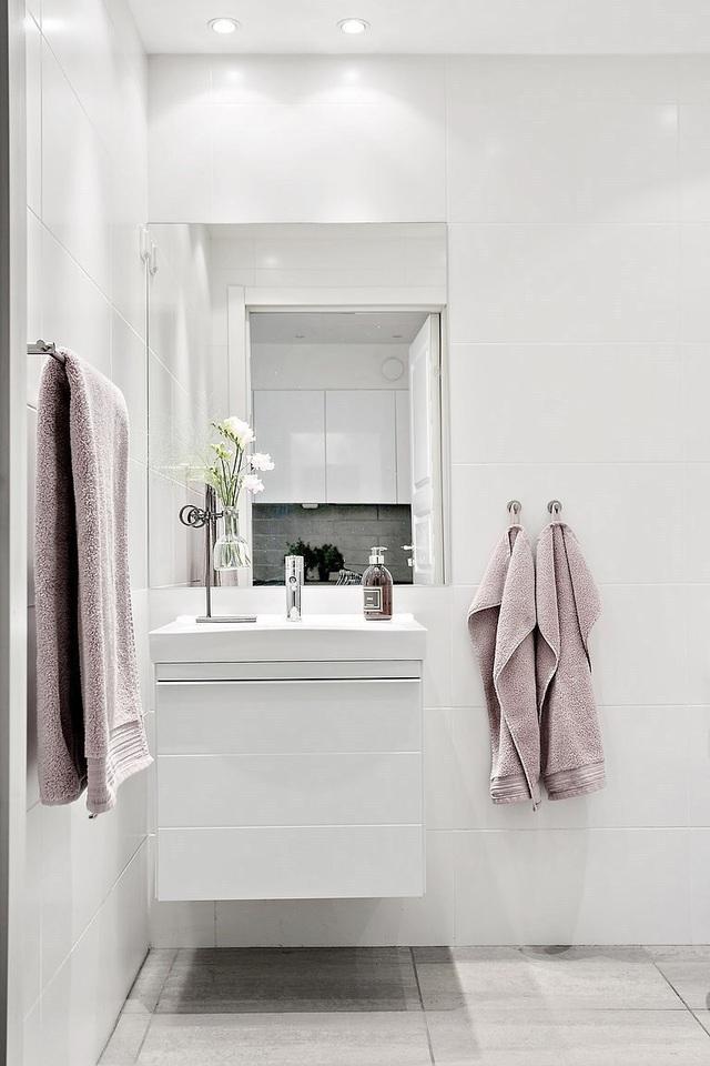 Căn hộ 39m² cực sang chảnh mặc cho diện tích bé tí tẹo nhờ sử dụng chất liệu nhung cho đồ nội thất - Ảnh 16.