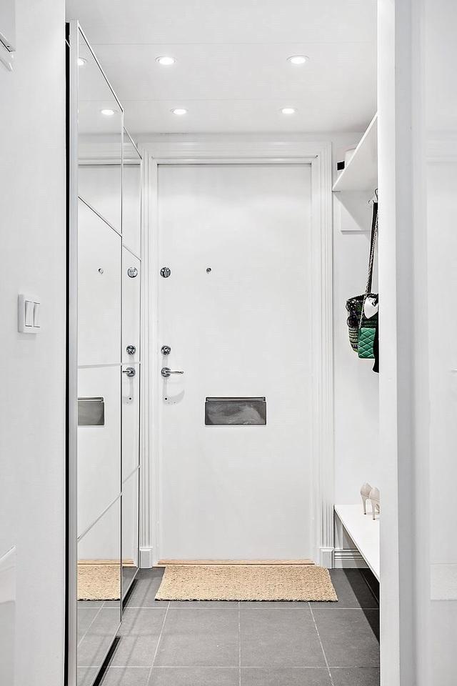 Căn hộ 39m² cực sang chảnh mặc cho diện tích bé tí tẹo nhờ sử dụng chất liệu nhung cho đồ nội thất - Ảnh 19.