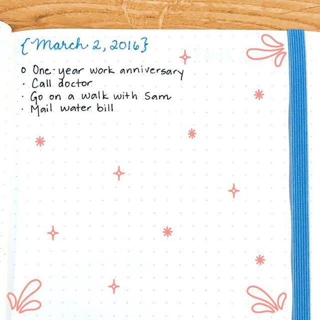 Nếu đang cần sắp xếp kế hoạch cho năm 2020, phương pháp bullet journal sẽ cực kỳ hữu ích dành cho bạn! - Ảnh 2.